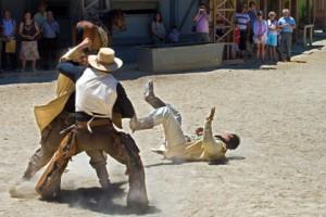 Cowboy_show_-_fisticuffs