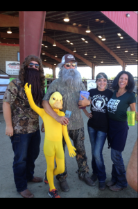 Duck Dynasty, Sonny and Cher, and Kermit Make an Appearance at 2013 Oregon Summer Classic