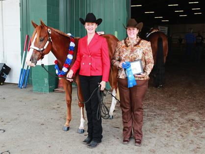 Around The Ring Photos and Results From 2013 NW Emerald Show and Futurity