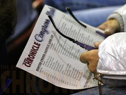 2013 Equine Chronicle Congress Masters Entry Profiles Coming Soon…