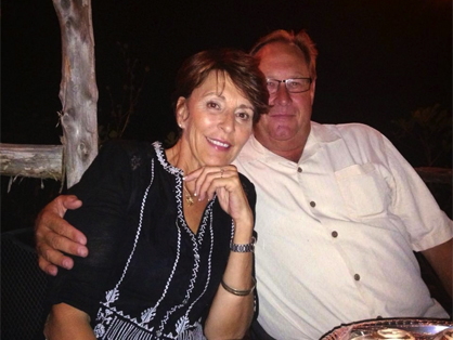 Congratulations to Nancy Sue Ryan and Larry Hansch on Recent Engagement!
