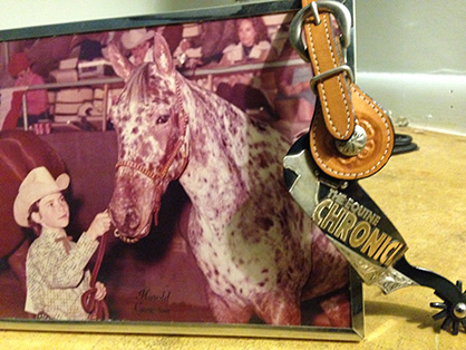 Throwback Thursday- Chaps Are Not Allowed in Showmanship- A True Story