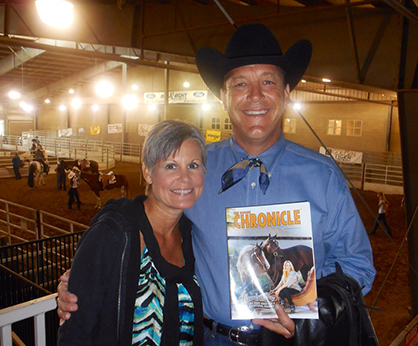 Congratulations to John Kayser, Illinois Paint Horse Association Horseman of the Year!