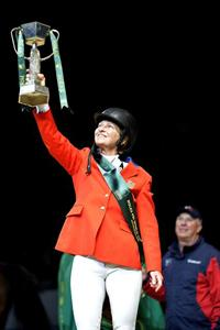 International Jumping Superstar Beezie Madden Named USEF Equestrian of the Year for Third Time