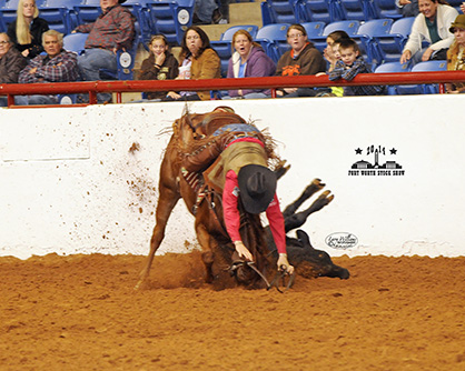 Astonishing Recovery From Near-Disastrous Wreck- And He Didn't Even Lose His Cowboy Hat…