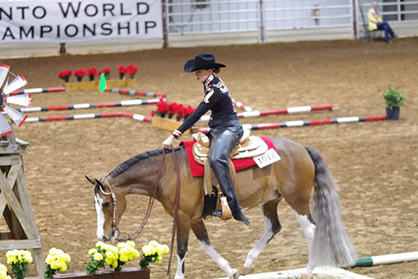 The Journey From a $350 Abused Weanling to a Multiple World Champion