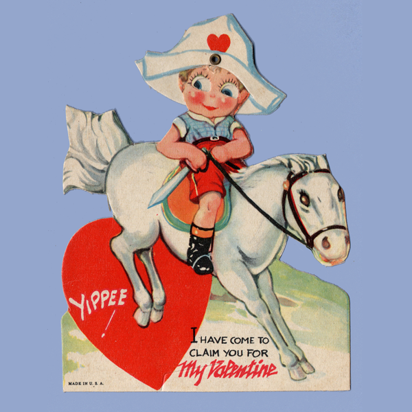 Image Courtesy Of Vintage Valentine Museum.