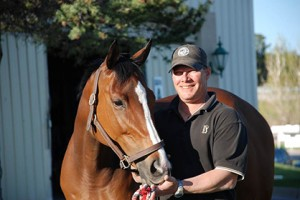 Vice President Brian Curry. Image courtesy of CO. Horse Park.
