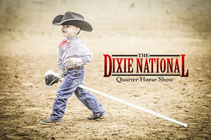 Around the Ring Photos at 2014 Dixie Nationals