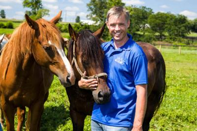 Using Crowdfunding to Raise Money For Horse Health Research- To Test Novel Probiotic Compound For Equine Parasites