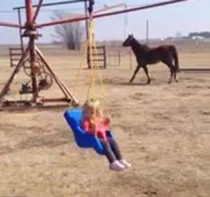 """The Resourcefulness of """"Horse Moms"""""""