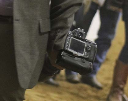 Kirkbride No Longer Official Quarter Horse Congress Photographer