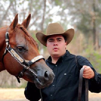 Joaquin Delón – Enthusiasm for the Halter Horse Across the Border