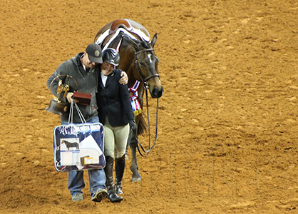 New Orleans Bound! 2014 AQHA Convention Blog #1 With Lainie DeBoer