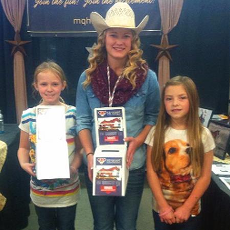AQHYA Heroes For Horses Program