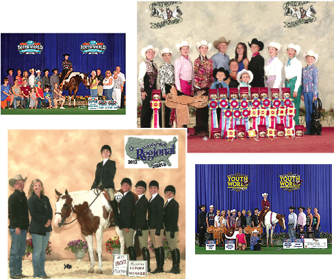 Wildes Show Horses – Dreams, Dedication and Miracles…