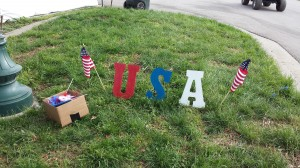 Already feeling the Team USA fever for WEG.