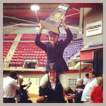 From Grand Prix to NCEA Championship, What it Takes to Become a Collegiate Equestrian MVP