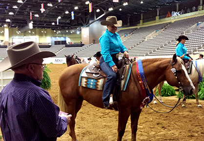 2014 Around the Rings at Rolex and Kentucky Reining Cup