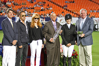 Bruce Springsteen's Daughter Honored With Equestrian Award