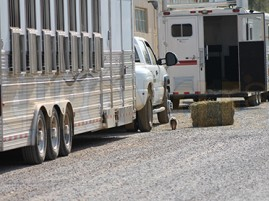 Tips to Avoid Getting Locked Out With a Trailer Full of Horses…