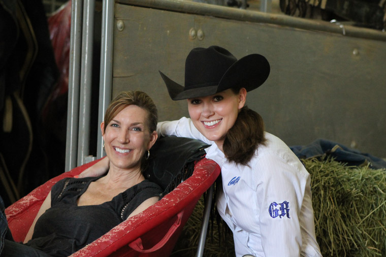 2014 Around the Rings at Greater Houston QHA Texas Two Step
