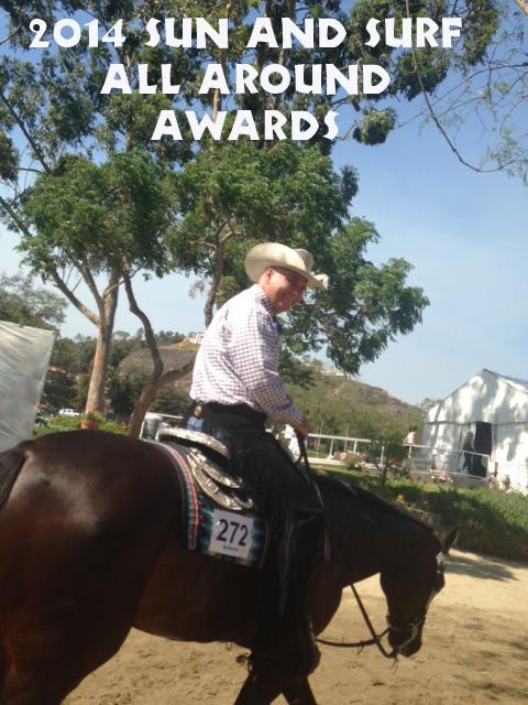 2014 Sun and Surf All-Around Awards
