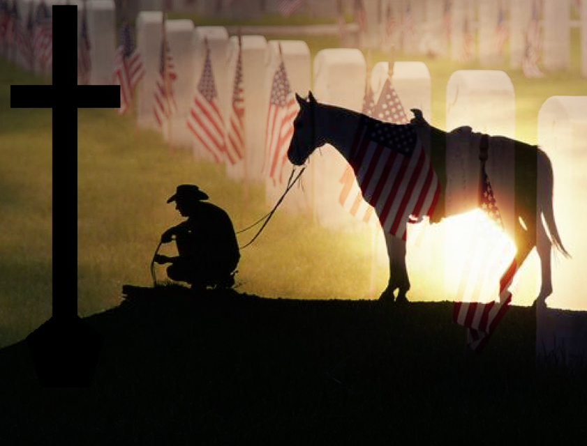 Happy Memorial Day Weekend From The Equine Chronicle!