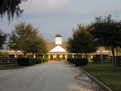 Equestrian Cribs- Sheik Island Farm in Dade City, FL.- $4.5 Million