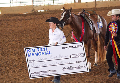 Official Results and Payouts From 2014 Kim Rich Memorial Class