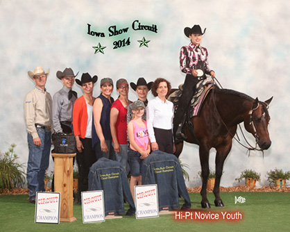 2014 Iowa Show Circuit Wrap-up and High Point Results