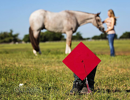 It's Graduation Time! Share Your Photos With EquineChronicle.com
