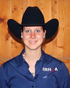 Holly Lauth. Photo courtesy of NRHA.