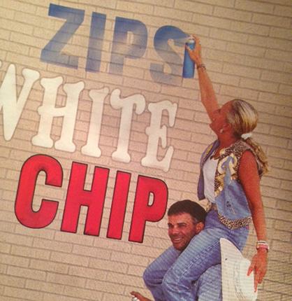 Flashback Friday: Zips White Chip, Troy Compton, and Gerri Leigh Pratt