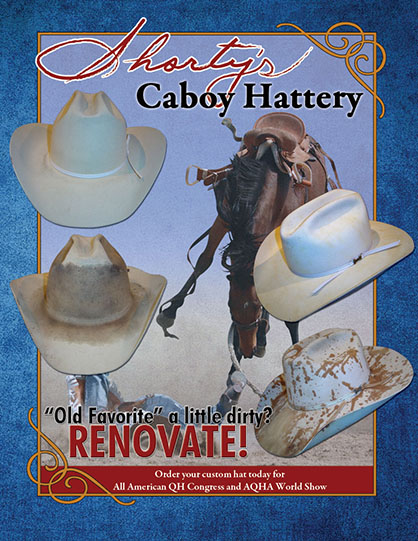 27d42870381 Renovate Your Old Hat With Shorty s Caboy Hattery!