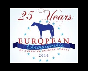 The International Contingent: 25th European AQHA Championship is Underway