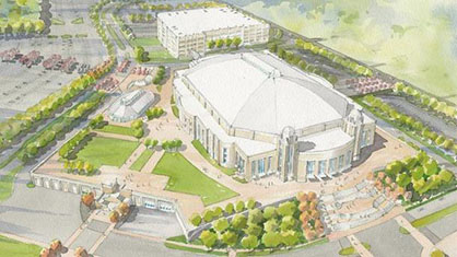 Vote on Approval of New $450 Million Will Rogers Arena in Fort Worth Will Take Place in November