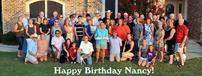 Celebrating Her 60th Birthday With The Equine Chronicle- Happy Birthday Nancy Trebesch!