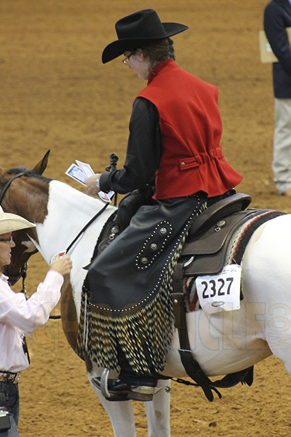 12 Paint-Specific Buckles Will be Awarded at 2014 High Roller Reining Classic