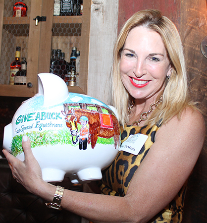 Feed The Pig! To Help Special Equestrians