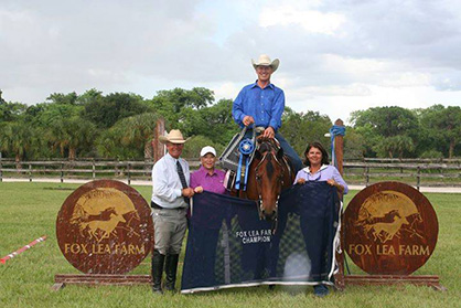 Photos and Results From 2014 Four Seasons QH Show, Sept. 12-14