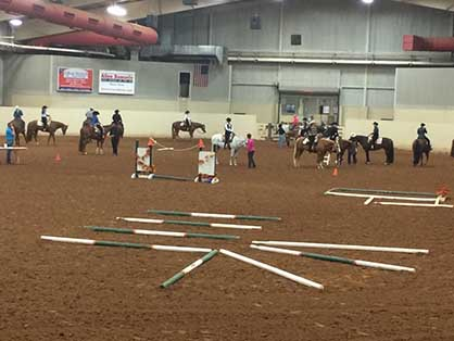 Complete Results From 2014 Mid-Texas QHA Sept. Show