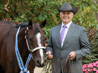 Dan Yeager and Cee Money Win QH Congress Amateur Select Showmanship