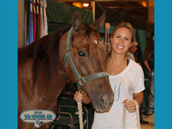 Photos and Results From 2014 World Championship Appaloosa Show