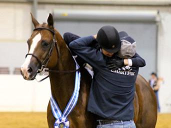 Johnna Letchworth and Izzy A Jack Bar Win Congress Amateur Equitation