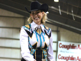 Susan Roberts and Only A Breeze Win Select Western Pleasure For Second Year in a Row