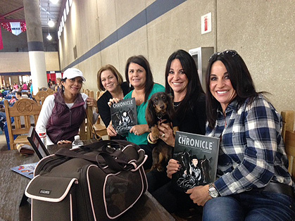 Around the Rings at 2014 APHA World Show – Thursday with the G-Man