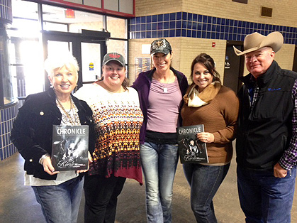 Around the Rings at 2014 APHA World Show – Friday with the G-Man