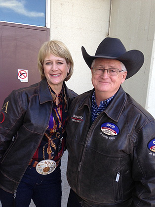 Around the Rings at 2014 AQHA World Show – Sunday with the G-Man