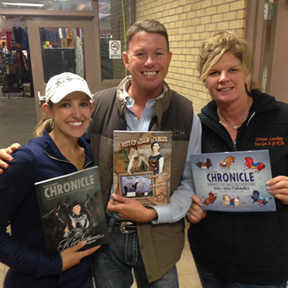 Around the Rings at 2014 APHA World Show